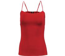 Stretch-jersey Pajama Top Rot