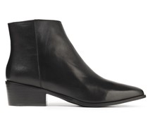 Gabrielle Leather Ankle Boots