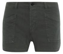 Brona Cotton-blend Twill Shorts
