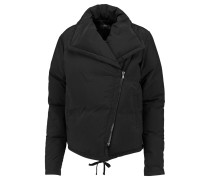 Padded Shell Coat Schwarz