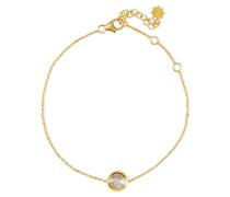 Kundun Vintage 18-karat  Diamond Bracelet