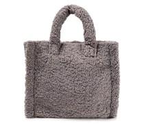 Liz Tote Bag aus Shearling-imitat