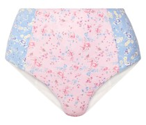 Mason Bikini-höschen mit Floralem Print