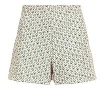 Solstice Printed Crepe Shorts