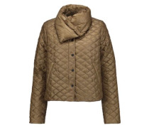 Anfinolea quilted shell down coat