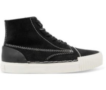 Perry suede high-top sneakers