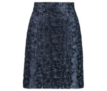 Jacquard Skirt Navy