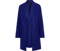 Kaye Convertible Wool-blend Felt Coat