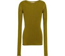 Malpe Pullover aus Rippstrick