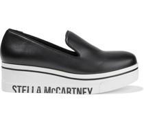 Binx Plateau-sneakers aus Kunstleder