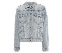 The Boulder Faded Denim Jacket