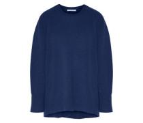 Marled wool sweater