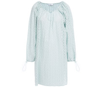 Broderie Anglaise Cotton Coverup