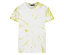 Tie-dyed Slub Cotton-jersey T-shirt