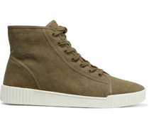 Wolfe High-top-sneakers aus Canvas