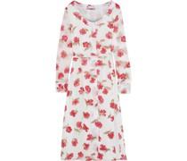 Livia Floral-print Chiffon Dress