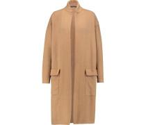 Wool-blend Coat Braun