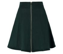 Jagg Stretch Cotton-blend Skirt Smaragdgrün