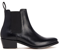 Maura Leather Ankle Boots