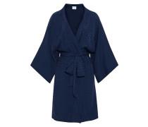 Gina Satin-jacquard Kimono