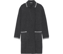 Wool Coat Anthrazit