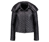 Anfinolea Quilted Shell Down Coat Schiefer