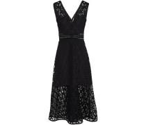 Ilali Guipure Lace Midi Dress