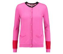 Wool Cardigan Pink