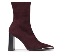Mascha Suede Ankle Boots