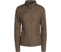 Sheffield quilted shell jacket