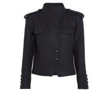 Kieffer Wool-blend Jacket Mitternachtsblau