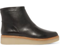 Kimmie leather ankle boots