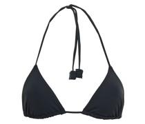 Mikado Genmaicha Tasseled Triangle Bikini Top