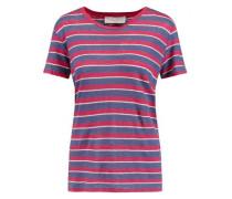 Sooka striped linen-jersey T-shirt