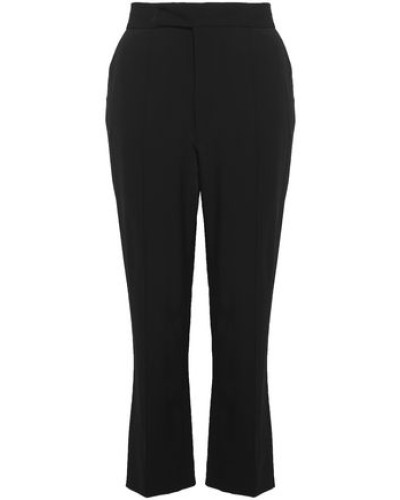 Woman Cady Straight-leg Pants Black