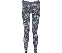 Printed Stretch Leggings Mehrfarbig