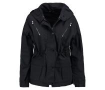 Carmel Shell Hooded Jacket Mitternachtsblau