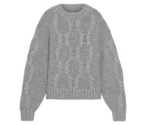Carrie Cable-knit Sweater