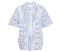 Striped Cotton-broadcloth Shirt