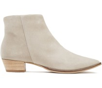 Gemma Suede Ankle Boots
