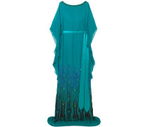 Embellished Chiffon Gown