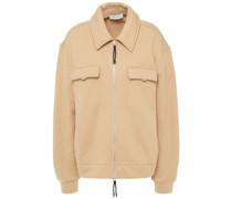 Jacke aus Baumwollfrottee