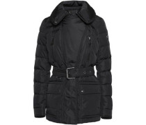 Rosedale belted quilted shell down jacket