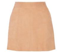 Graton suede mini skirt