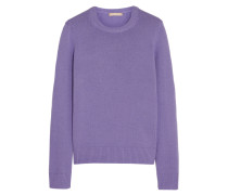 Cashmere Sweater Flieder