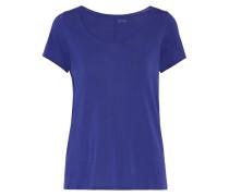 Ellsie Stretch-micro Modal T-shirt Königsblau