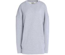 Mélange cotton sweatshirt