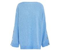 Awa Pullover aus Einer Baumwollmischung mit Druckknöpfen