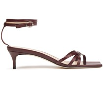 Kaia Patent-leather Sandals