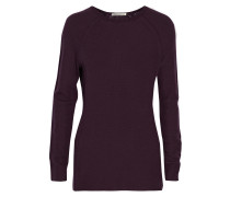 Cashmere Sweater Dunkellila